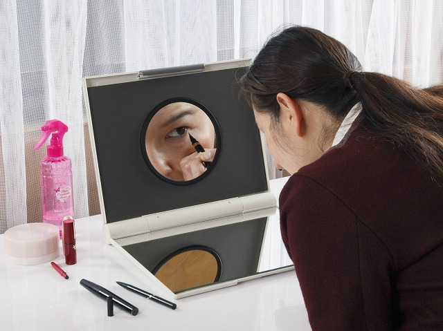 Some Info About Is A Makeup Mirror Concave Or Convex