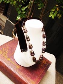 当店オリジナル バラックパール ネックレス