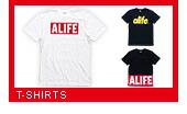 ALIFE(エ−ライフ)Tシャツ