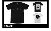 ALIVE ATHLETICS(アライブアスレティックス)Tシャツ