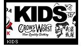 CROWS(クローズ)×WORST(ワースト) キッズ
