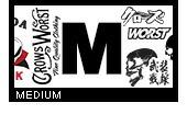 CROWS(クローズ)×WORST(ワースト) ミディアム