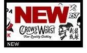 CROWS(クローズ)×WORST(ワースト) 新商品