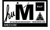 HUF(ハフ)ミディアム