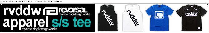 REVERSAL(リバーサル)Tシャツ タンクトップ