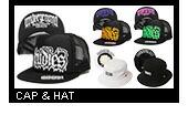 RUDIE'S(ルーディーズ)CAP(キャップ)