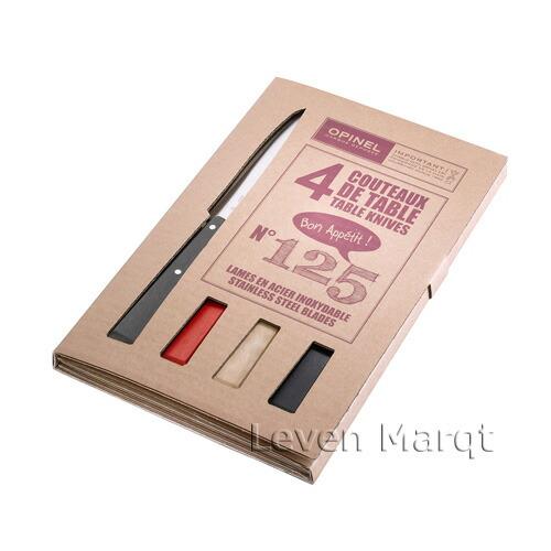 テーブルナイフ ロフト4本セット オピネル OPINEL