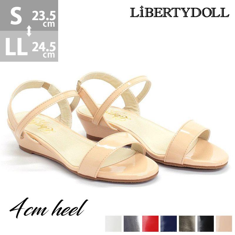 【Libertydoll】ストラップサンダル 5411