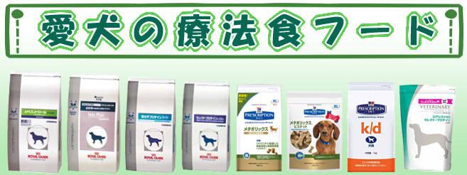 愛犬用療法食