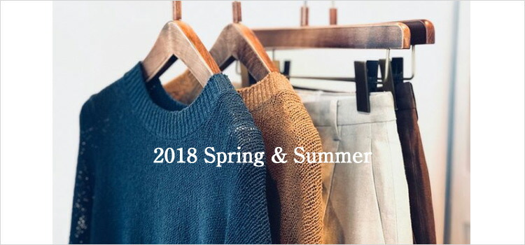 2018SS NEW ARRIVAL