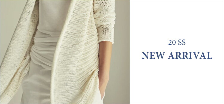 2020SS NEW ARRIVAL