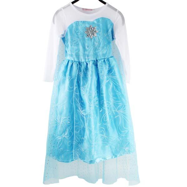 エルサの衣装