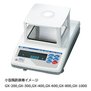 A & D calibration for weights built-in general purpose electronic scales  GX-600