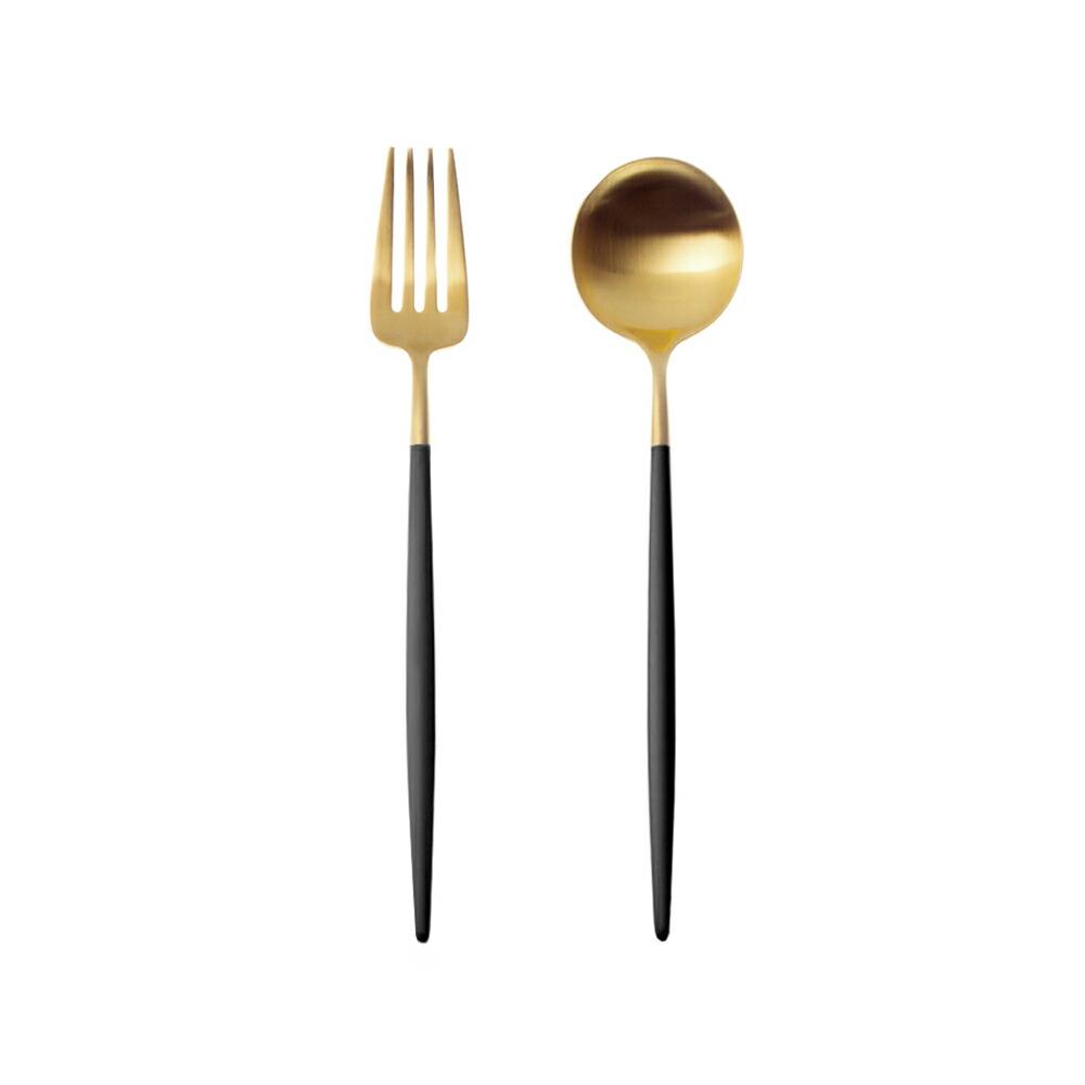 クチポール デザート ブラック&ゴールド
