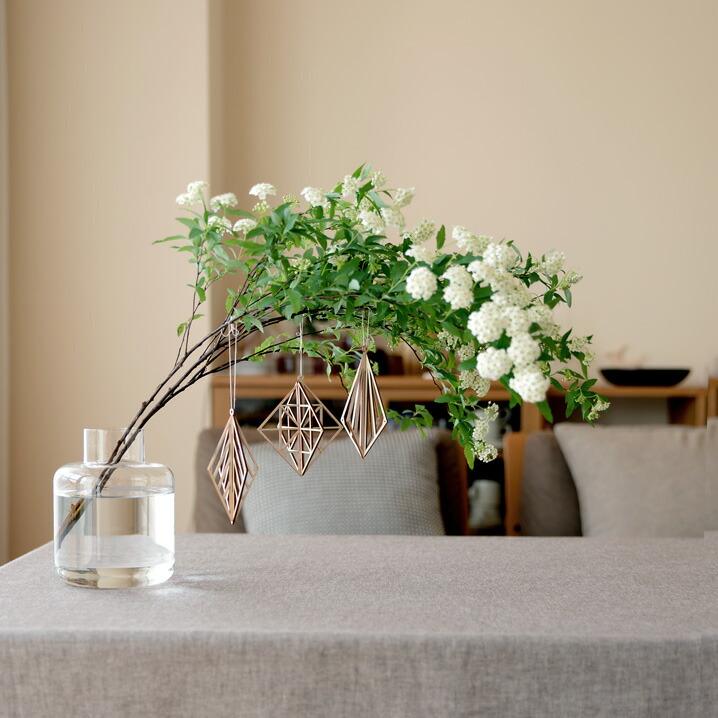 スクルーフSKRUFPONNYベース花瓶フラワーベースブラック北欧スウェーデン手吹きガラス