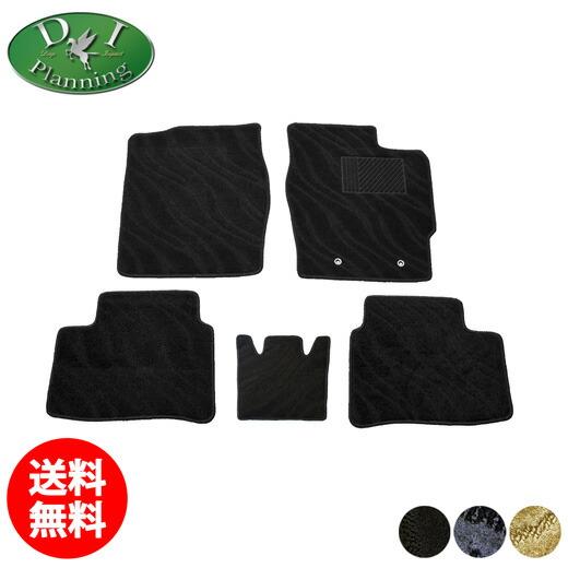N-BOX JF3/4 フロアマット織柄シリーズ