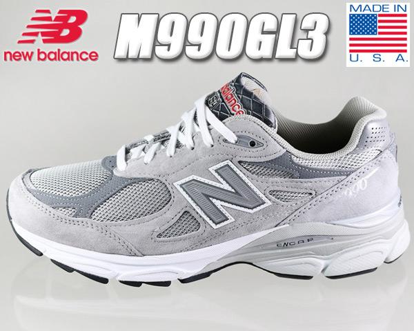 basket new balance m990gl3