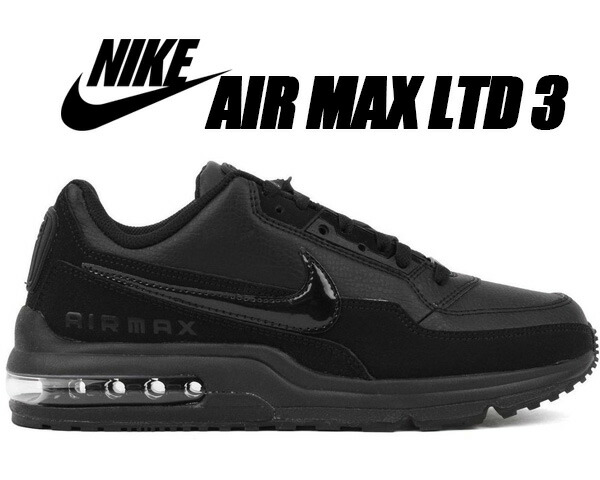 nike air max ltd 3 blackblack