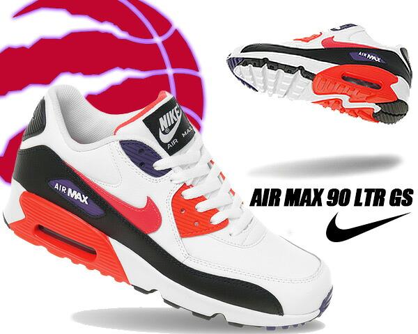 楽天市場】NIKE AIR MAX 90 LTR (GS) white