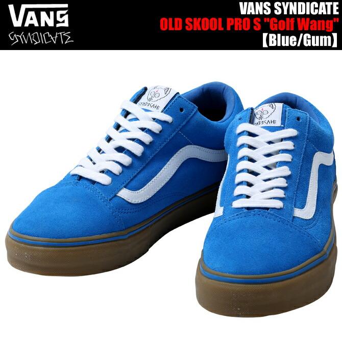 Buy golf wang vans blue gum   OFF40% Discounts 17dd02d40