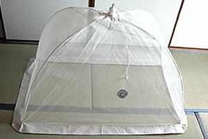 コットンワンタッチ蚊帳