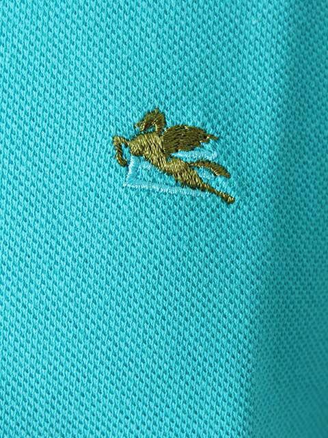 ETRO エトロ POLO M/M COLLO B.D. ポロシャツ