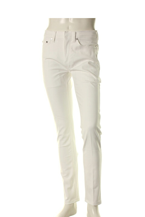 Neil Barrett ニールバレット MULTI POCKET SUPER SKINNY LEG SOFT COTTON JEAN
