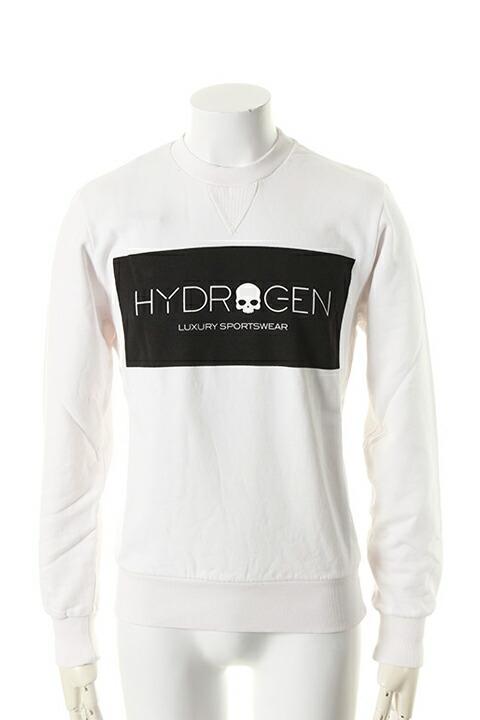 HYDROGEN ハイドロゲン LOGO SWEATSHIRT
