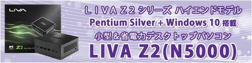 LIVA Z2 N5000 全商品一覧