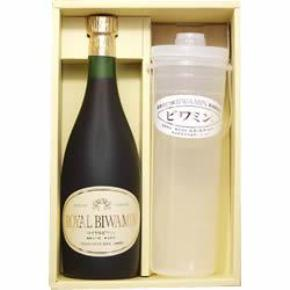 Royal Biwamin 720ml Gift - Loquat Juice