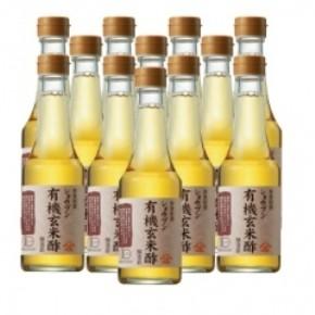 Organic Brown Rice Vinegar 300ml 12set