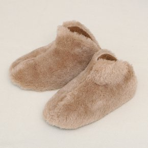 Camel slippers