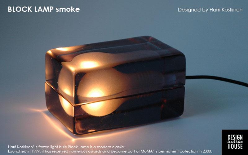 ブロックランプ,BLOCK LAMP(ブロックランプ)DESIGN HOUSE stockholm(デザインハウス・ストックホルム),ハッリコスキネン