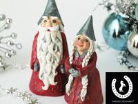 クリスマスグッズコーナー