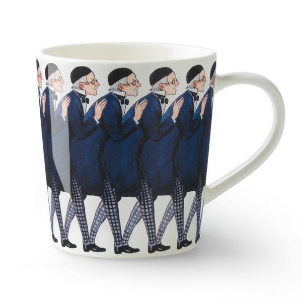 Uncle Blue,Elsa Baskow(エルサ・べスコフ)マグカップ