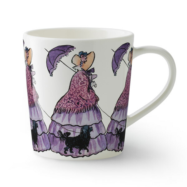 Aunt Lavender,Elsa Baskow(エルサ・べスコフ)マグカップ