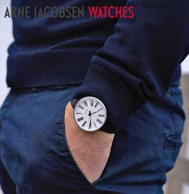 アルネヤコブセン腕時計,北欧デンマーク