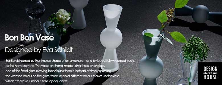 bon bon vase,ボンボンベース,フラワーベース花瓶,デザインハウスストックホルム,北欧デザイン
