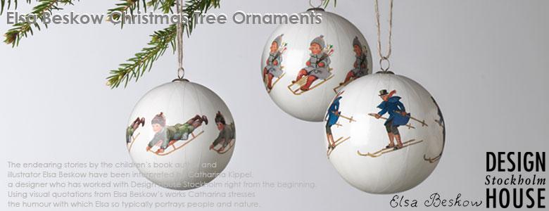 エルサベスコフ・クリスマスオーナメント,デザインハウスストックホルム