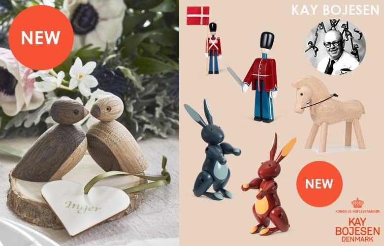 kay bojesen,カイボイスン,木製オブジェ・置物