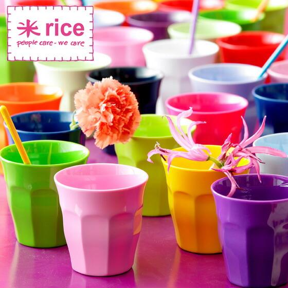 riceメラミンカップ
