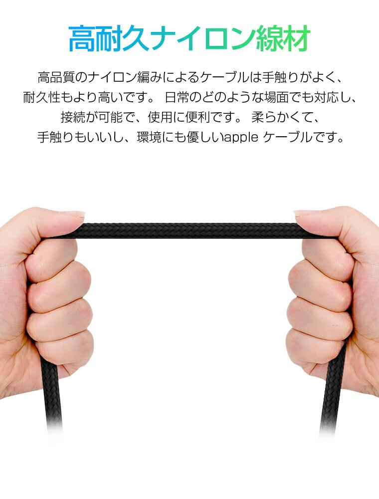 iPad ケーブル