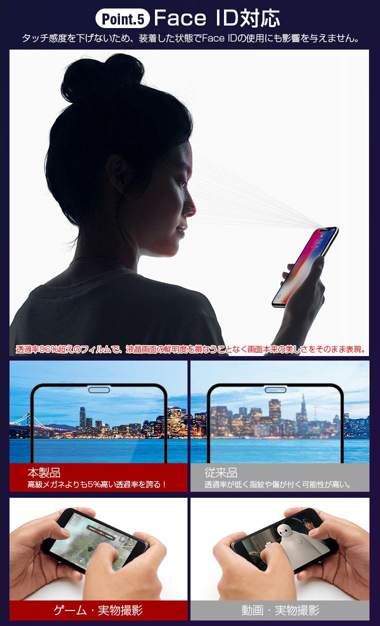 iPhone 11 Pro Max フィルム 9D