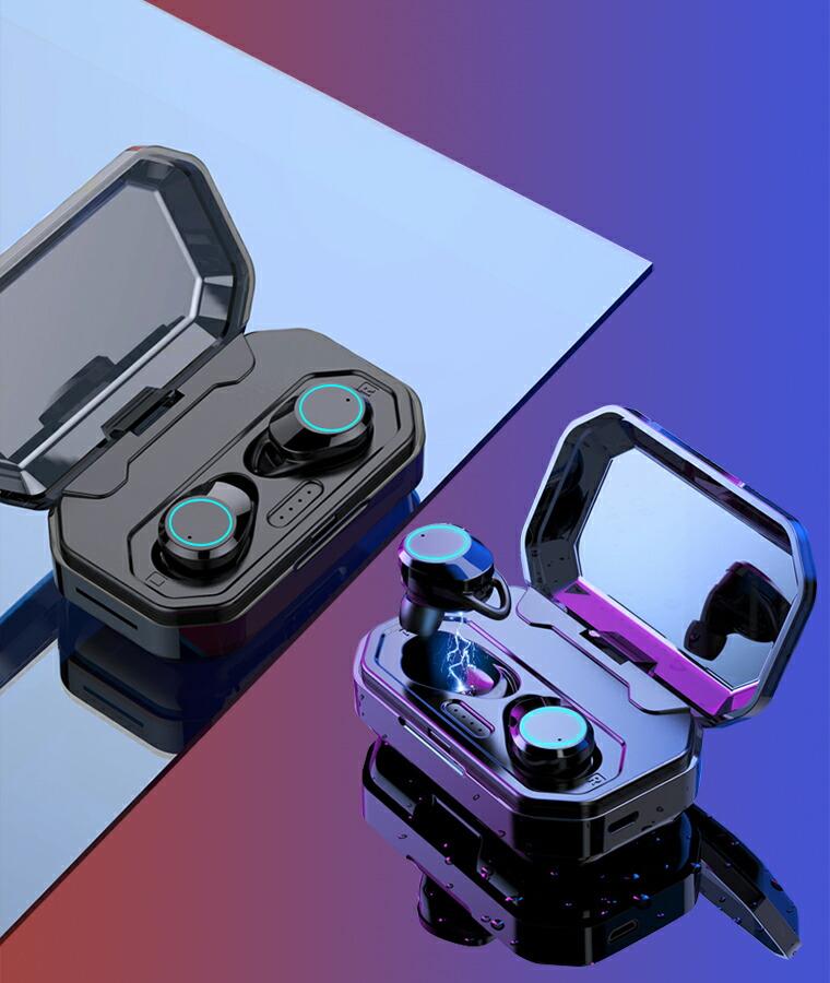 Bluetooth 無線イヤホン 人間工学