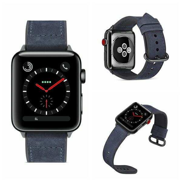 Apple Watch Series レザーバンド
