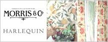 William Morris & HARLEQUIN