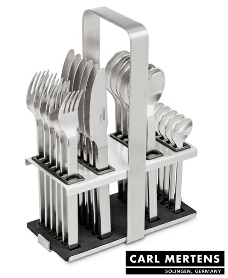 livingut rakuten global market carl mertens neocountry stand 24 6 for cutlery set stainless. Black Bedroom Furniture Sets. Home Design Ideas