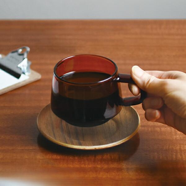 KINTO コーヒーカップ ソーサー セット 270ml