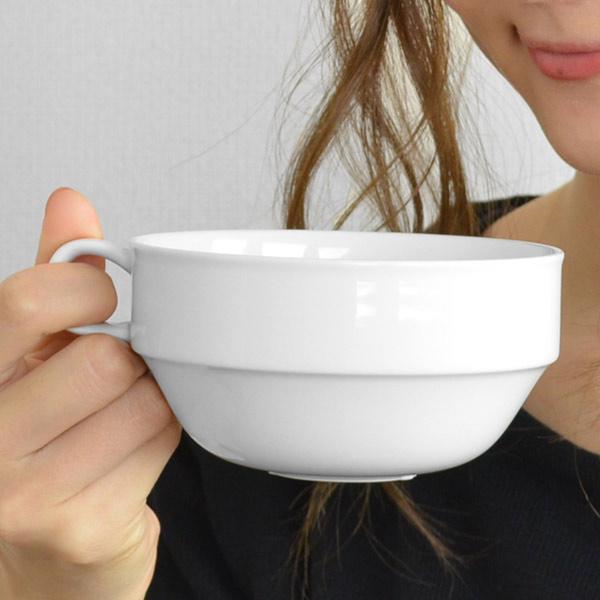 スタッキング スープカップ