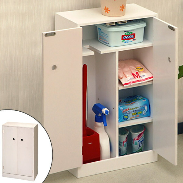 トイレ収納 サニタリーサイドボックス